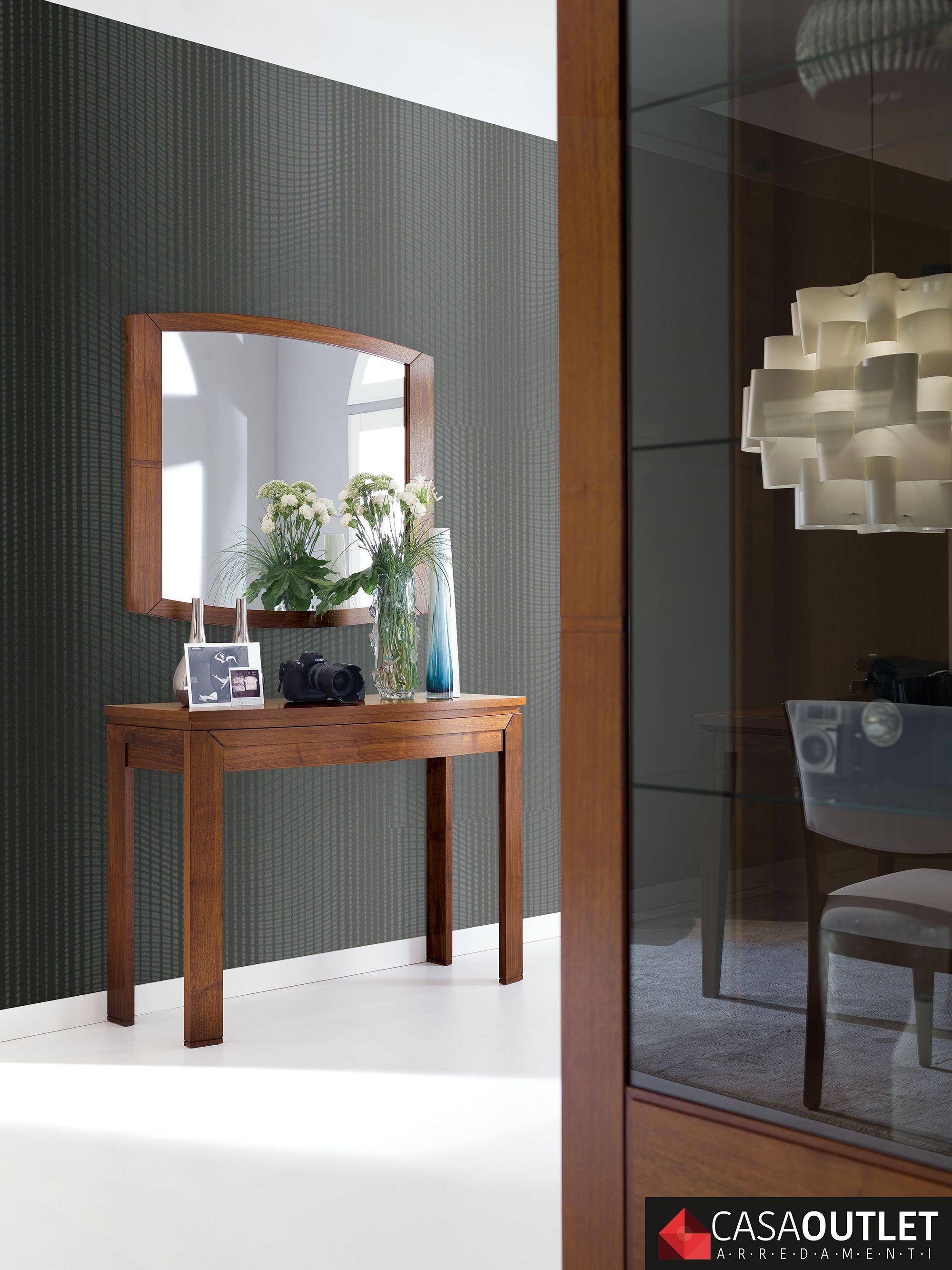 Consolle Sagomata Modigliani • Bruno Piombini #interiordesign ...