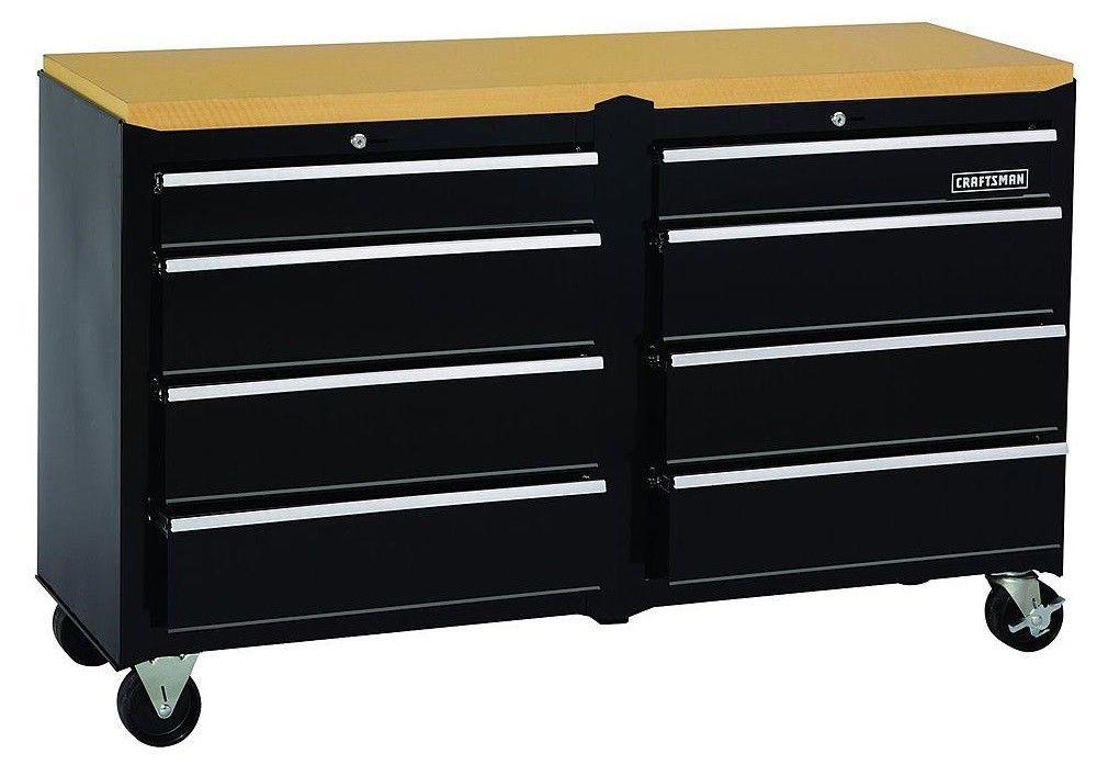 Outstanding Rolling Tool Cabinet 53 8 Drawer Toolbox Mobile Workbench Gmtry Best Dining Table And Chair Ideas Images Gmtryco