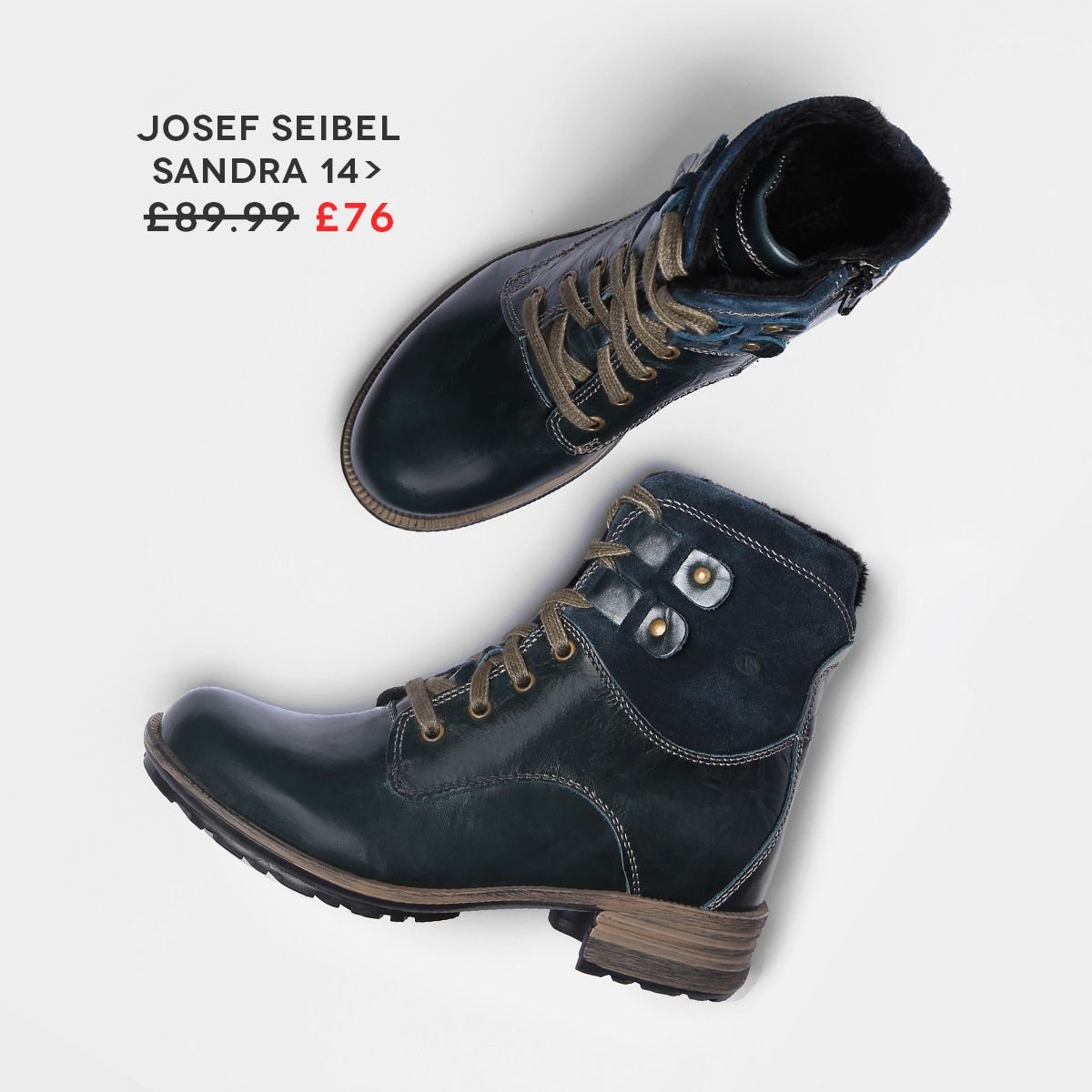 Sale top pick: Josef Seibel Sandra 14