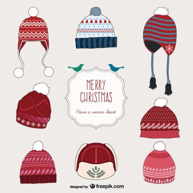 Download Collection Of Christmas Hats For Free Christmas Hat Christmas Gift Tags Christmas Hat Drawing