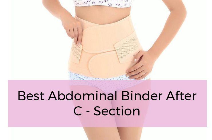 Best Postpartum Girdle Abdominal Binder After C Section Belly Wrap Abdominal Binder Best Postpartum Girdle C Section Belly