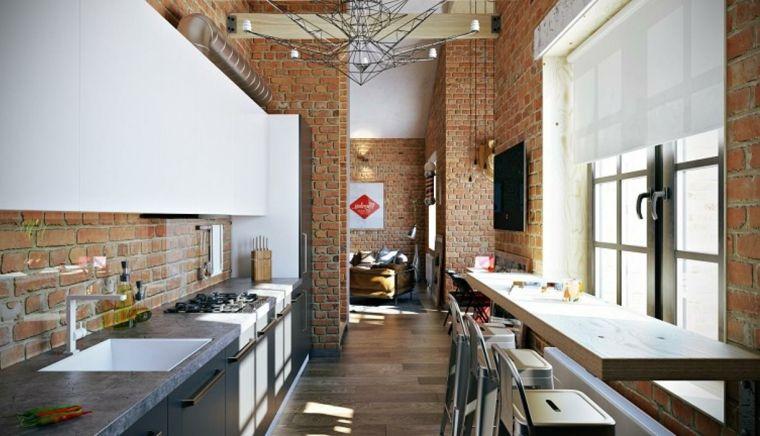 Tavolo da cucina con sgabelli colore legno di ciliegio amazon