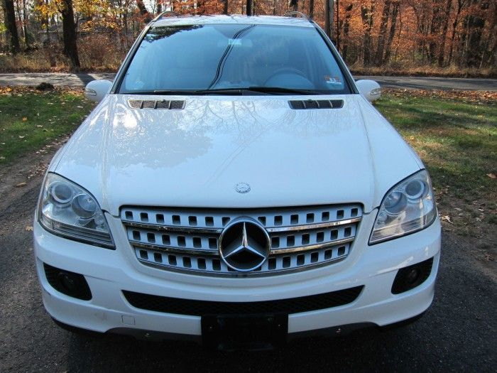 2006 Mercedes-Benz ML500 Pictures/Photos | Favcars.net