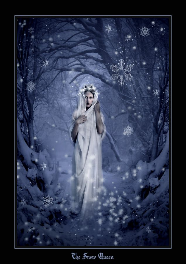 The Snow Queen _ by ArwensGrace on deviantART