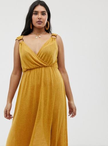 Bodas 2019 Nuevos Vestidos De Invitada De Talla Grande Weloversize Com Vestido Maxi Vestidos Vestidos De Mujer