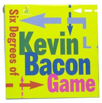 Amazon.com: Kevin Bacon Game; Six Degrees Of: Toys & Games