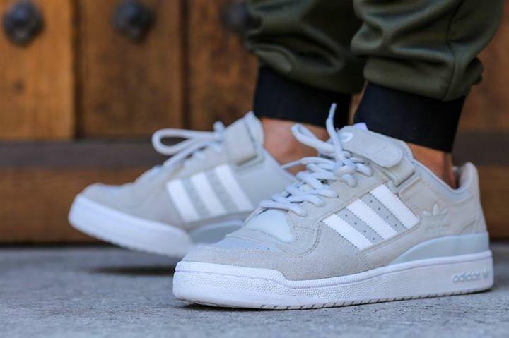 buy online 11e0f d2e7d ... adidas Originals Forum Lo RS Grey ...