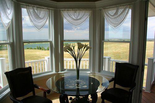 Room  dining room window ...