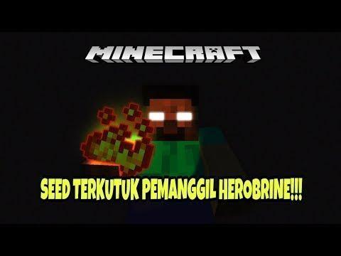 herobrine mansion seed