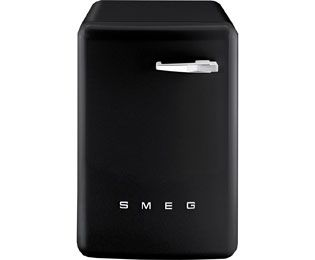 Smeg WMFABNE1 Washing Machine Freestanding Black on Appliances Online