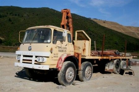 BEDFORD TK in New Zealand   British Commercial vehicles