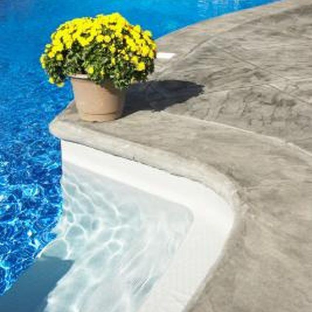 How To Remove Brown Stains From Swimming Pool Steps In 2020 Pool Steps Swimming Pool Steps Pool Steps Inground