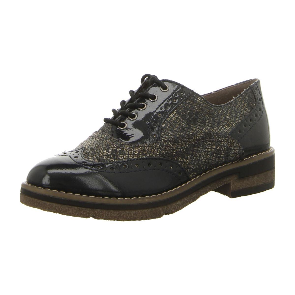 Tamaris  Zapatos (grau)  Schnürschuh 1-1-23712-29-243 anthr. Struct. (grau) Zapatos NEU 1a9fed