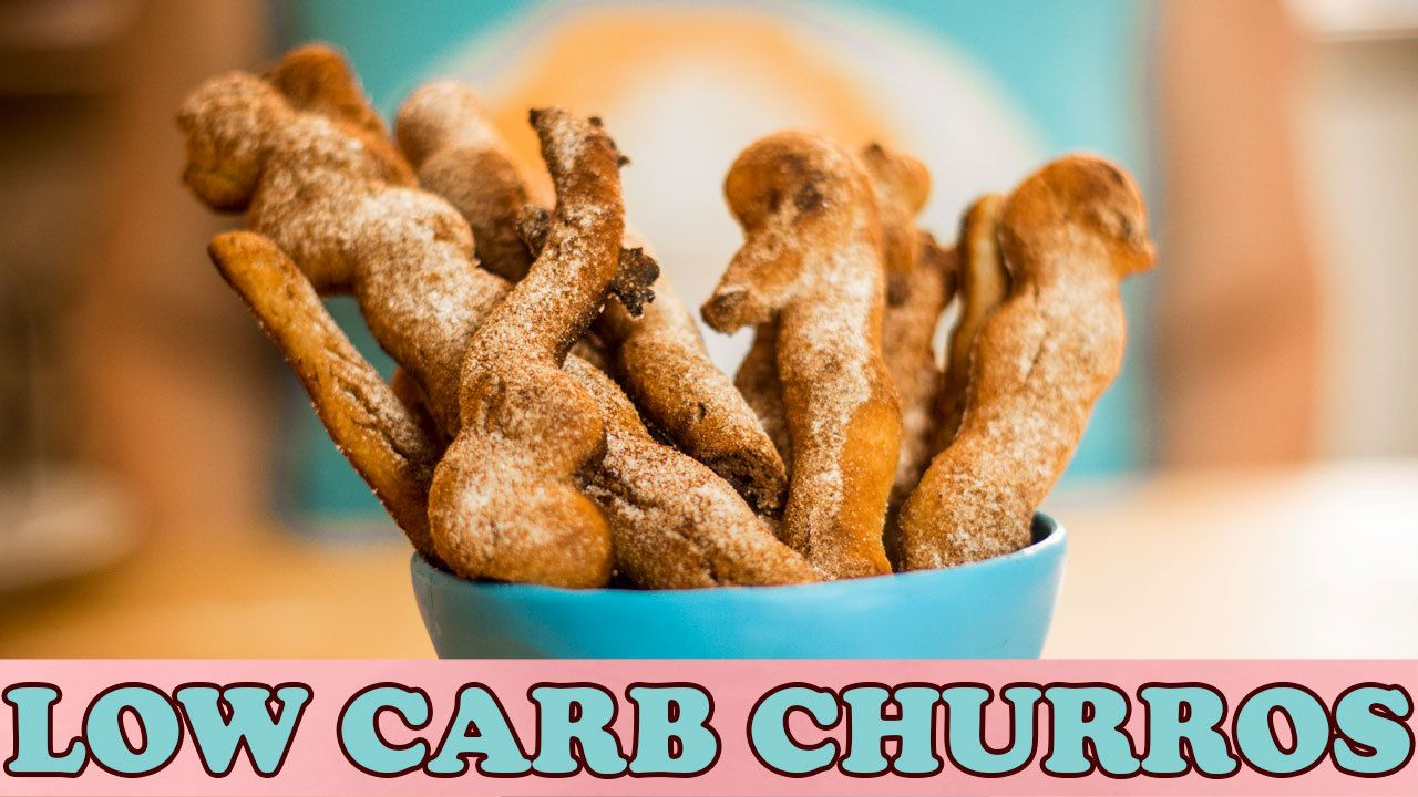 Pin by Laura Kannard on Ginger's Keto in the UK Churros