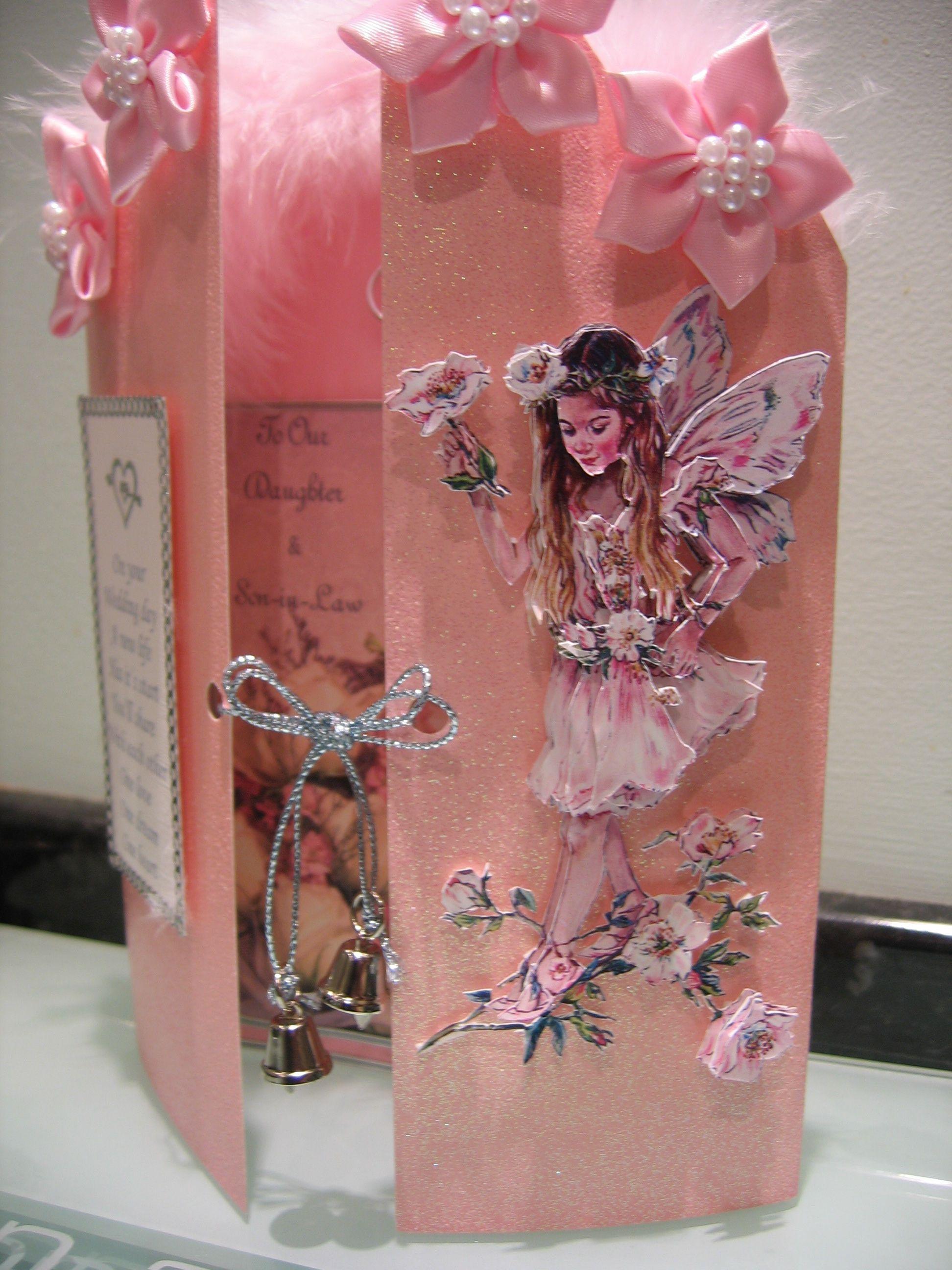 fairy card | G45 fairies | Pinterest | Fairy, Creative crafts and Craft