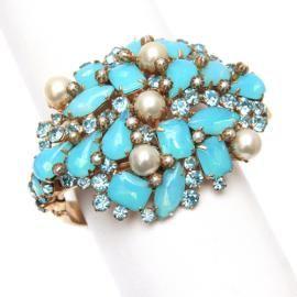 Alice Caviness Turquoise Bracelet