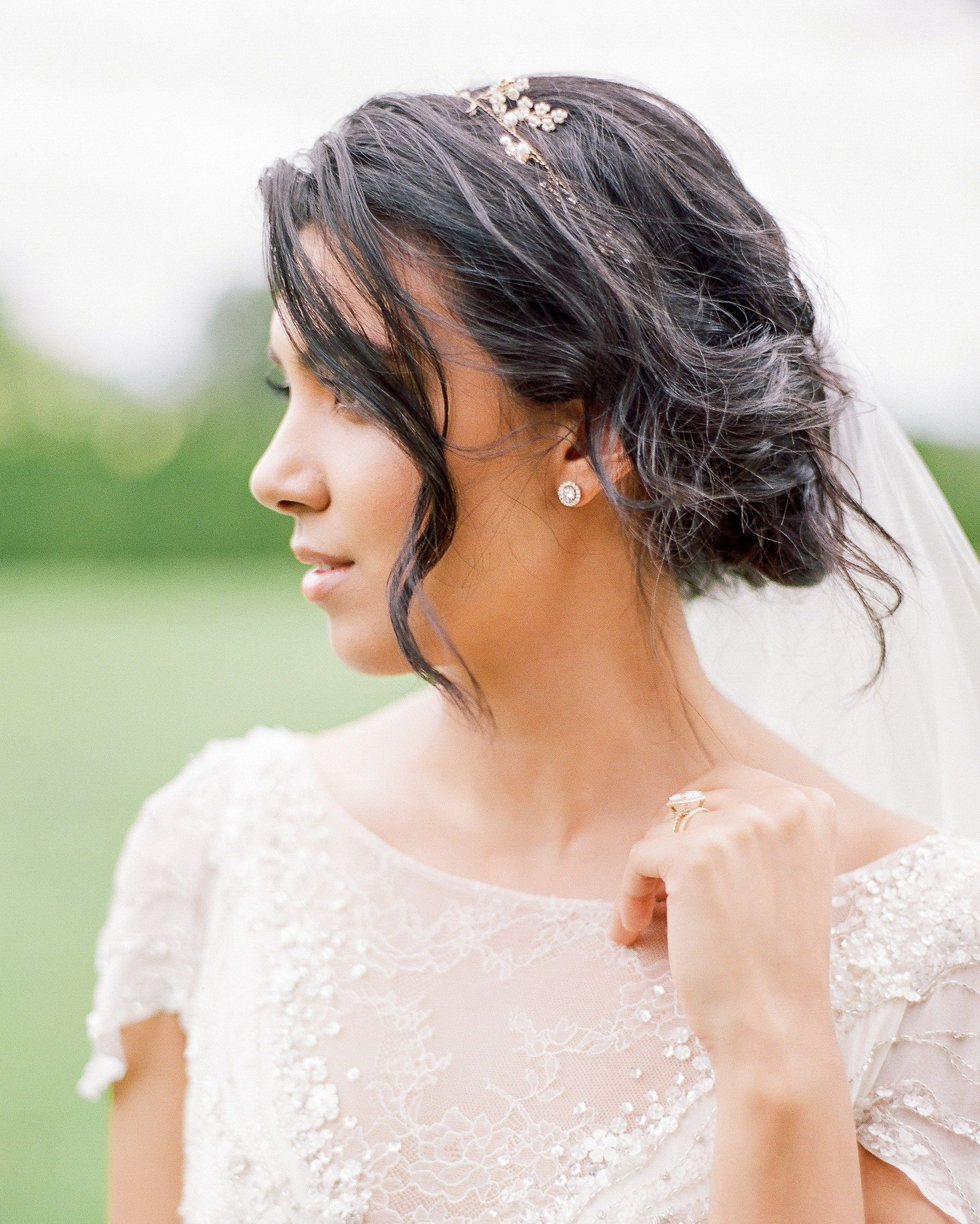Amazing Wedding Hairstyles: 20 Crowns That Will Make Any Bride Feel Like Royalty
