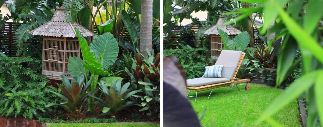 Bali Garden Design . | Bali garden, Tropical garden design ...