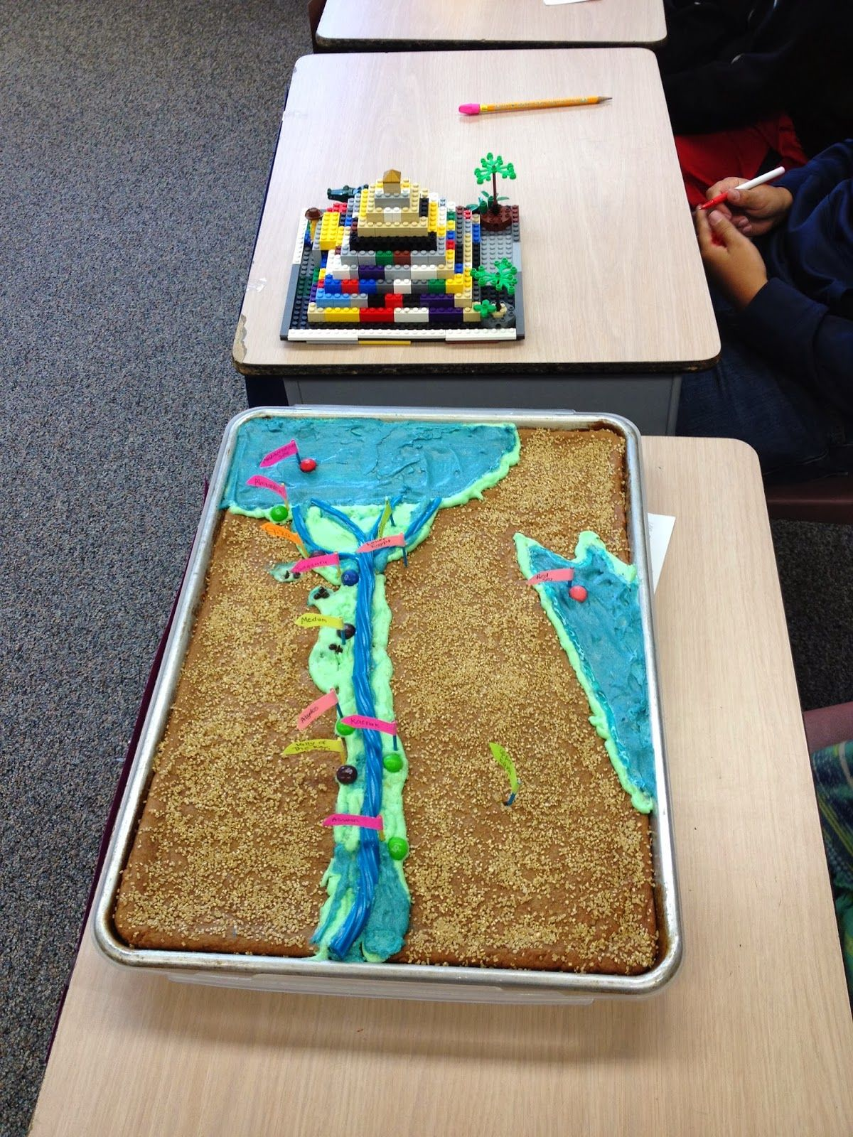 Egyptian Projects For 6th Graders
