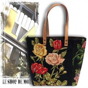 You like roses ? #blossom #needlepoint leshopdemoz.com