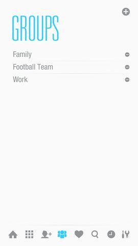 Thread Contact for iPhone - Contacts app alternative   https://itunes.apple.com/US/app/id578168701?mt=8=uo%3D4
