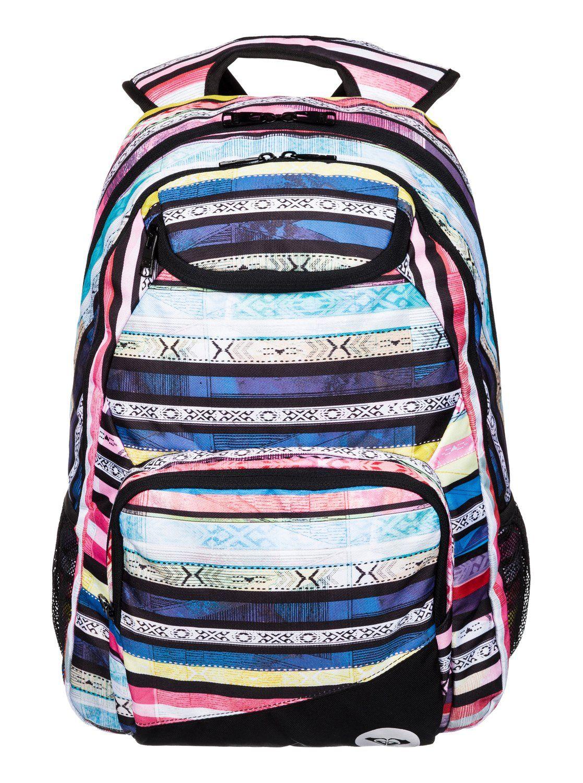 Shadow Swell Backpack ERJBP03004 - Roxy