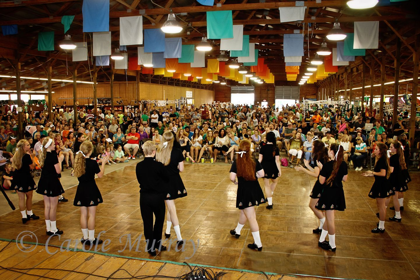 Cleveland Irish Cultural Festival 2014 Burke School Of Irish Dance Performing At The Cleveland Irish Cultural Festival 2014 Irish Dance Performance Festival
