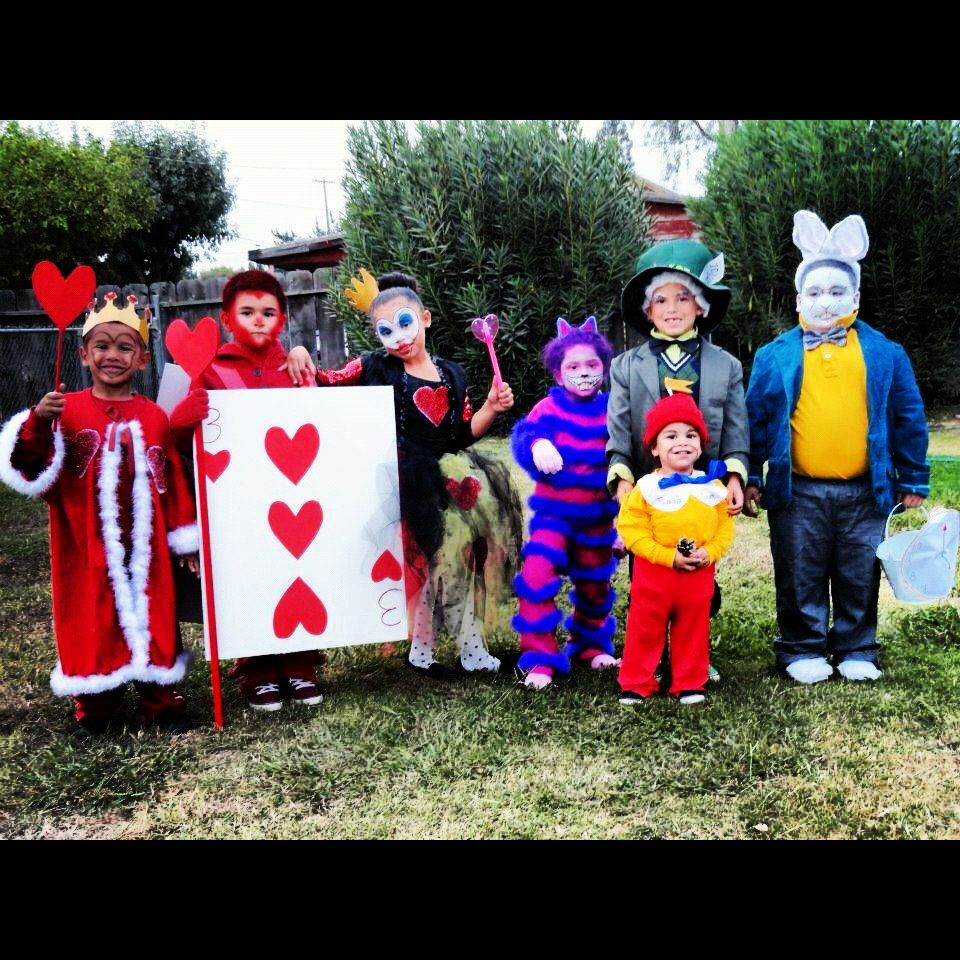Halloween costume ideas for a kids group Halloween