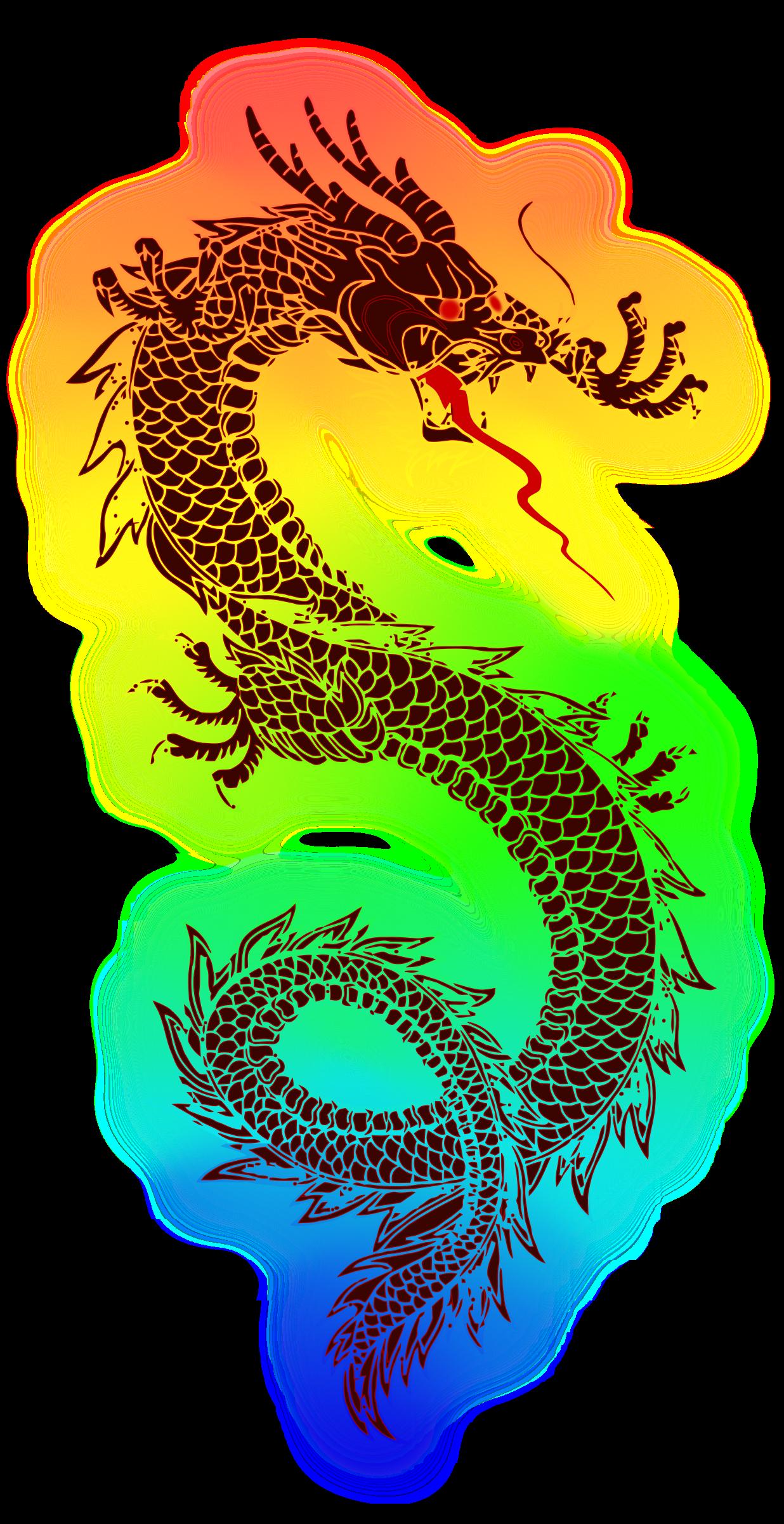 Rainbow Dragon Dragon Pictures Dragon Tattoo Small Dragon Tattoos