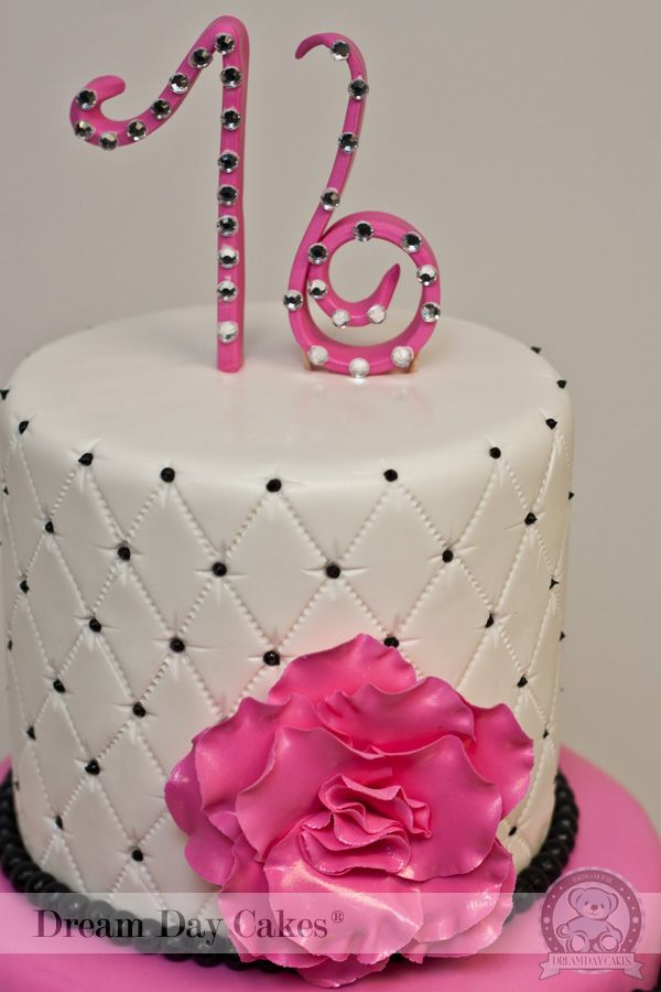 Pin By Deborah Cook On Emily S Sweet 16 Cakes Birthday
