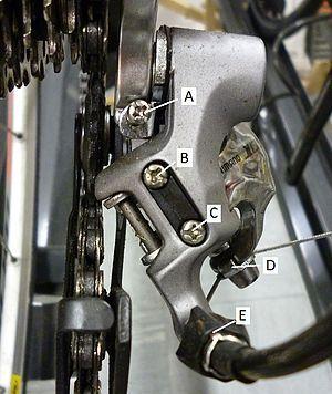 Bicycles X2f Maintenance And Repair X2f Derailleurs X2f Rear