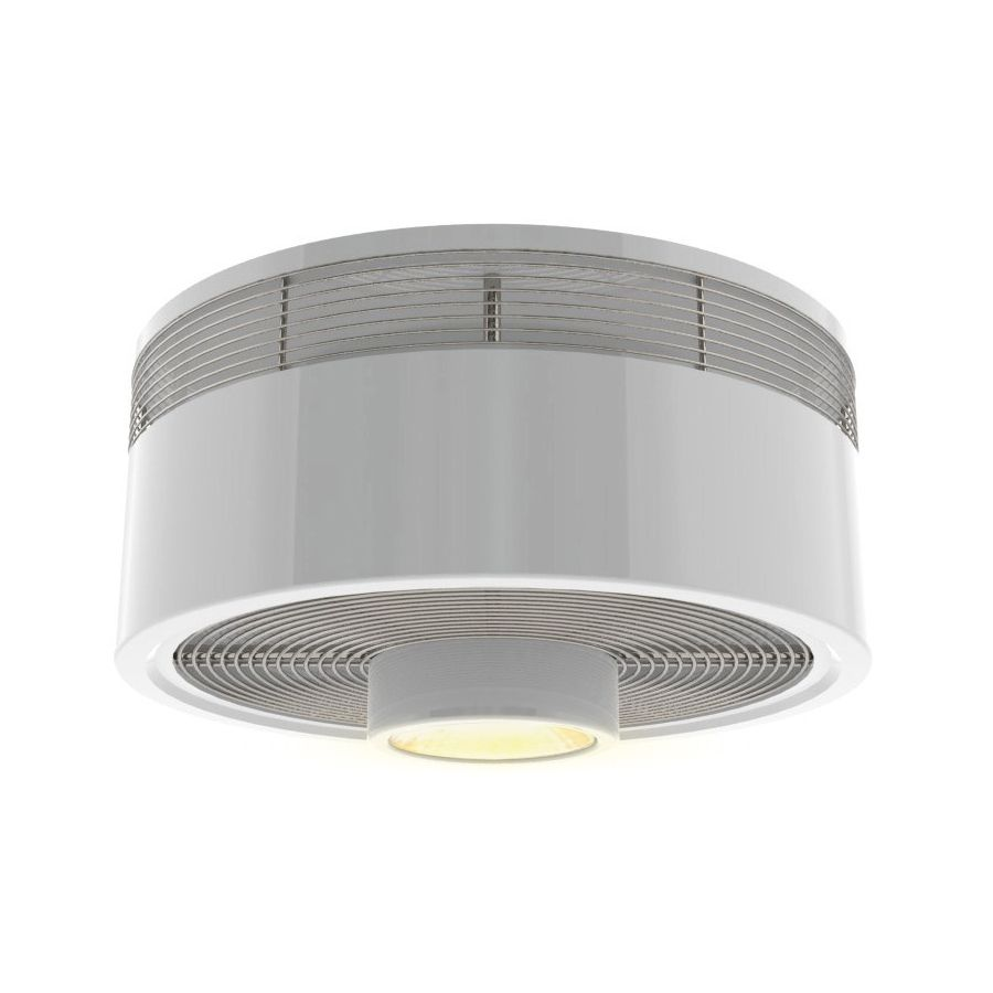 Shop Harbor Breeze Hive Series 18 in White Indoor Flush Mount     Shop Harbor Breeze Hive Series 18 in White Indoor Flush Mount Ceiling Fan  with Light Kit and Remote at Lowes com  Kitchen
