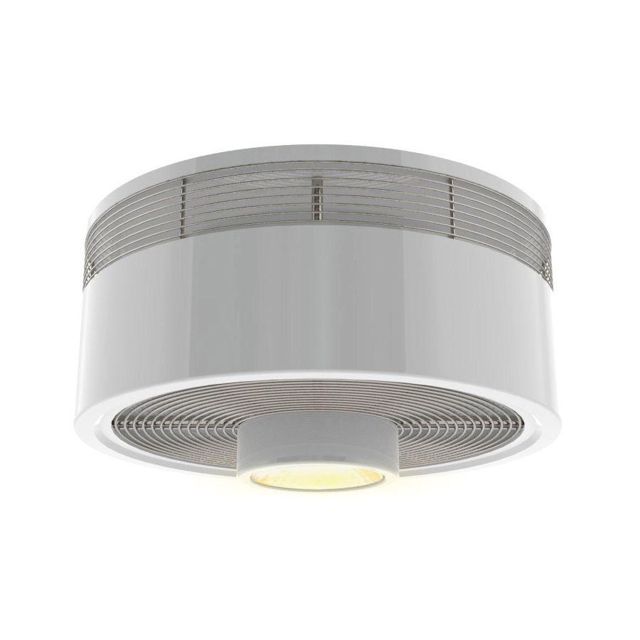 Shop Harbor Breeze Hive Series 18 In White Indoor Flush