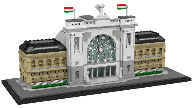 Lego Mocs Micro ~ BrickLink MOC Item :