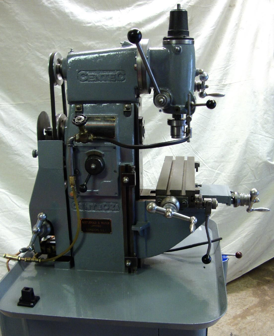centec milling machine