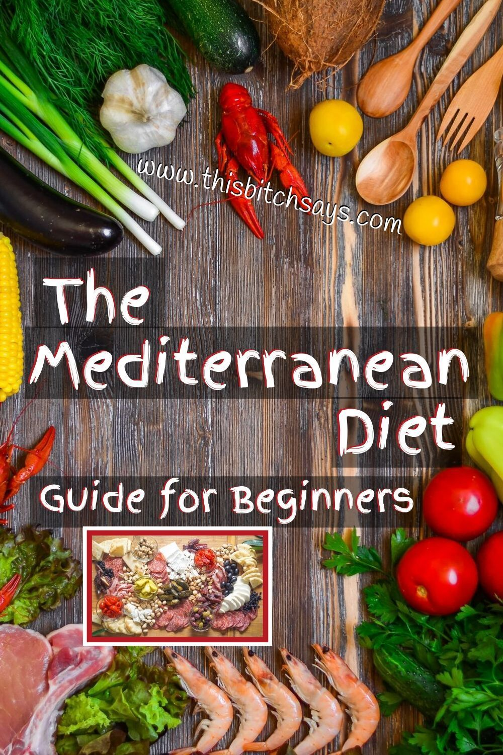 Photo of The Mediterranean Diet: Benefits & Guide for Beginners – This Bitch Says