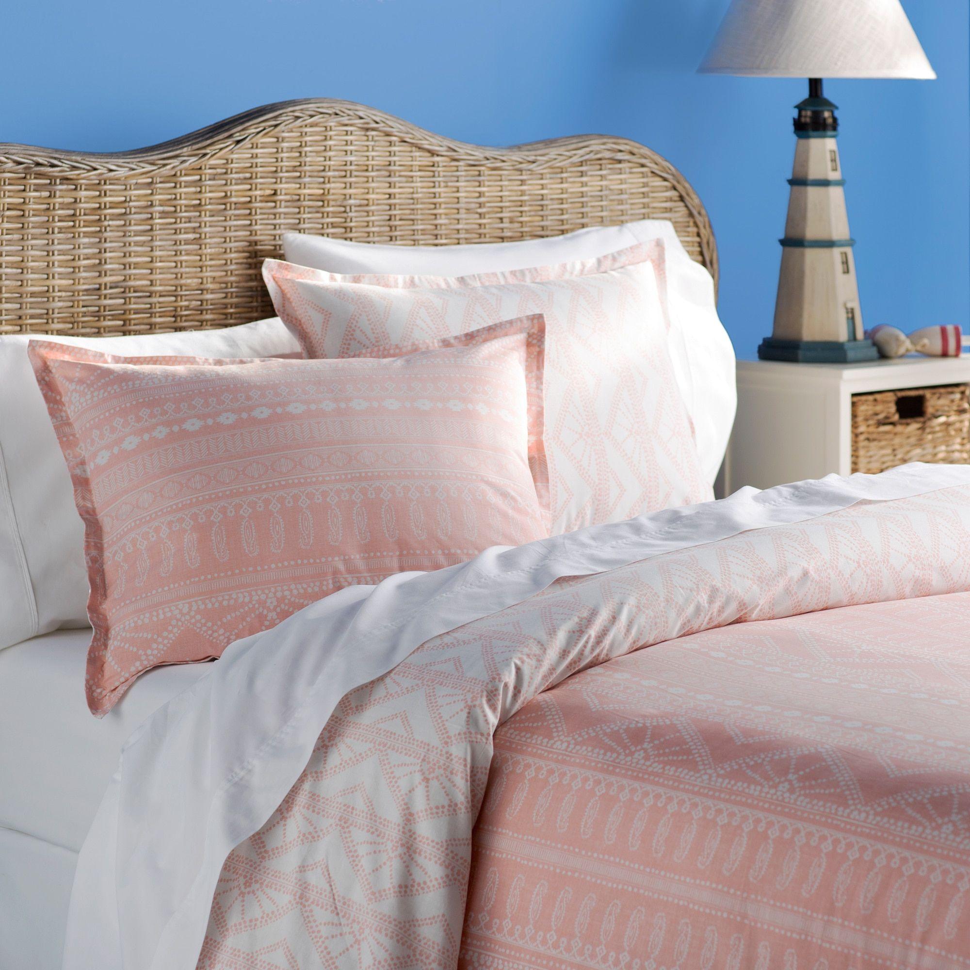 poppy u0026 fritz pippa coral comforter set products pinterest