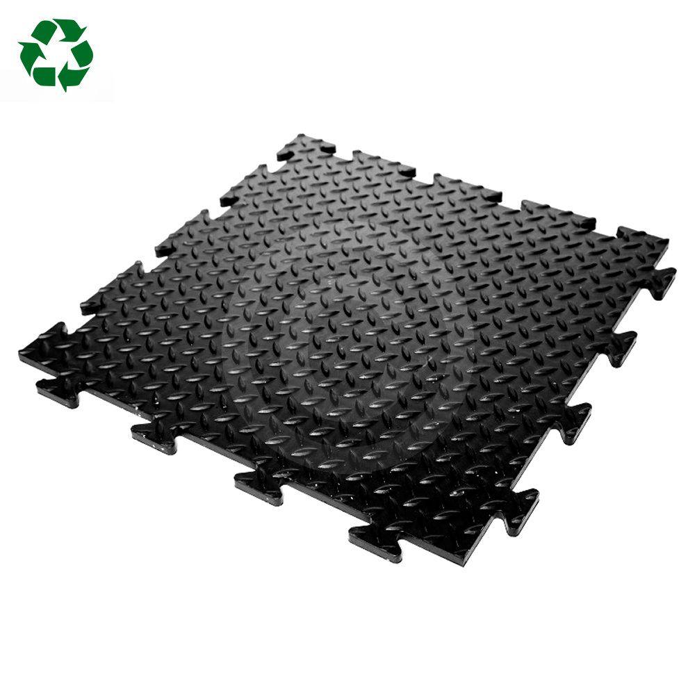 Garage Flooring Interlocking Vinyl Floor Tiles Buy Online Fast UK - Interlocking vinyl flooring tiles
