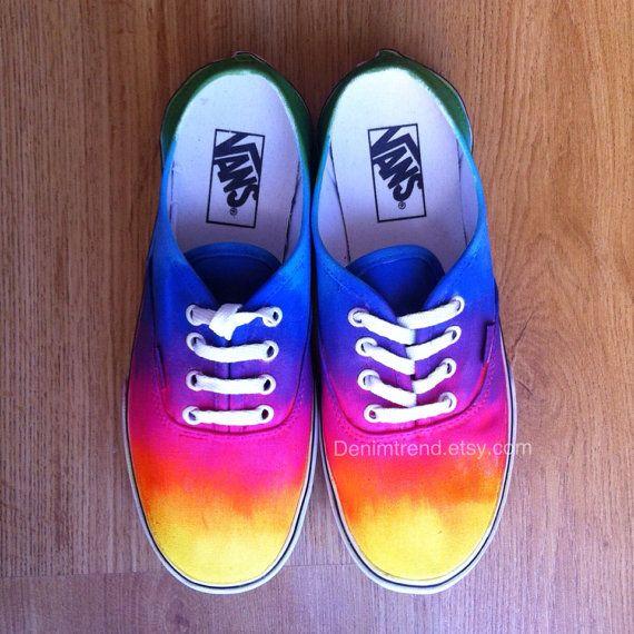vans colourful