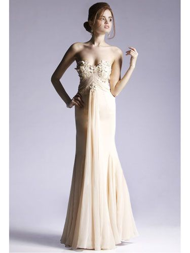 15 Prettiest Vintage-Inspired Prom Dresses | 1920s style dresses ...