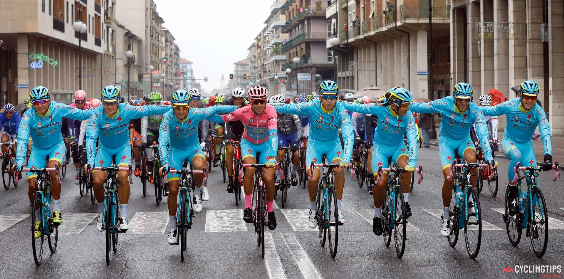 99th Giro d'Italia 2016 stage - 21