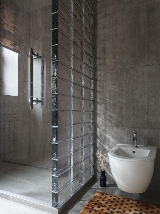 Glass Brick: Modelle, Preise und 60 inspirierende Fotos - Neu dekoration stile #salledebain