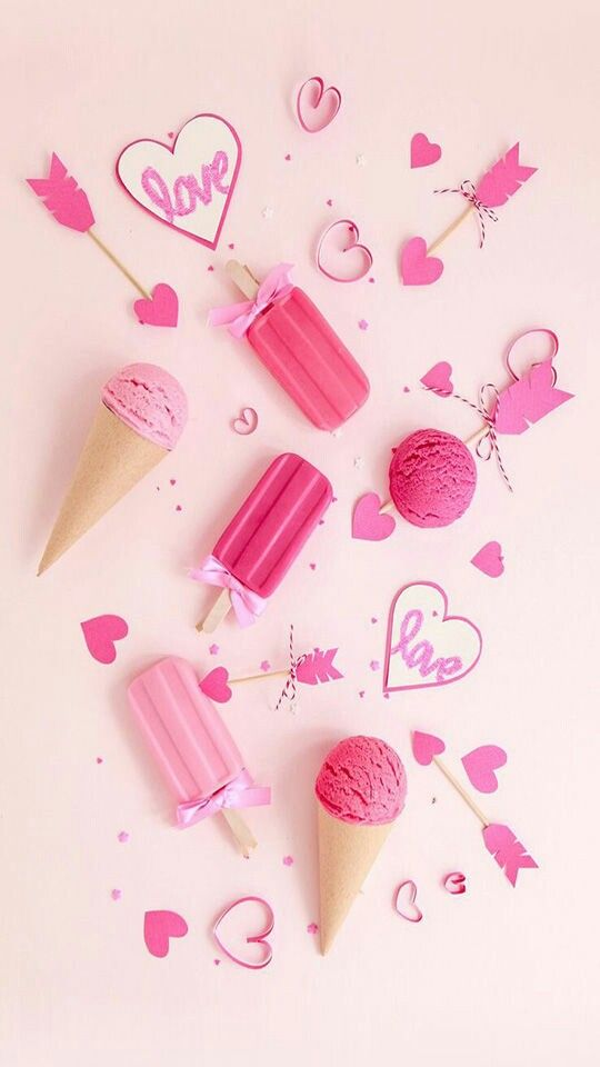 Girly And Cute Pink Life I Believe In Pink Tickled Pink