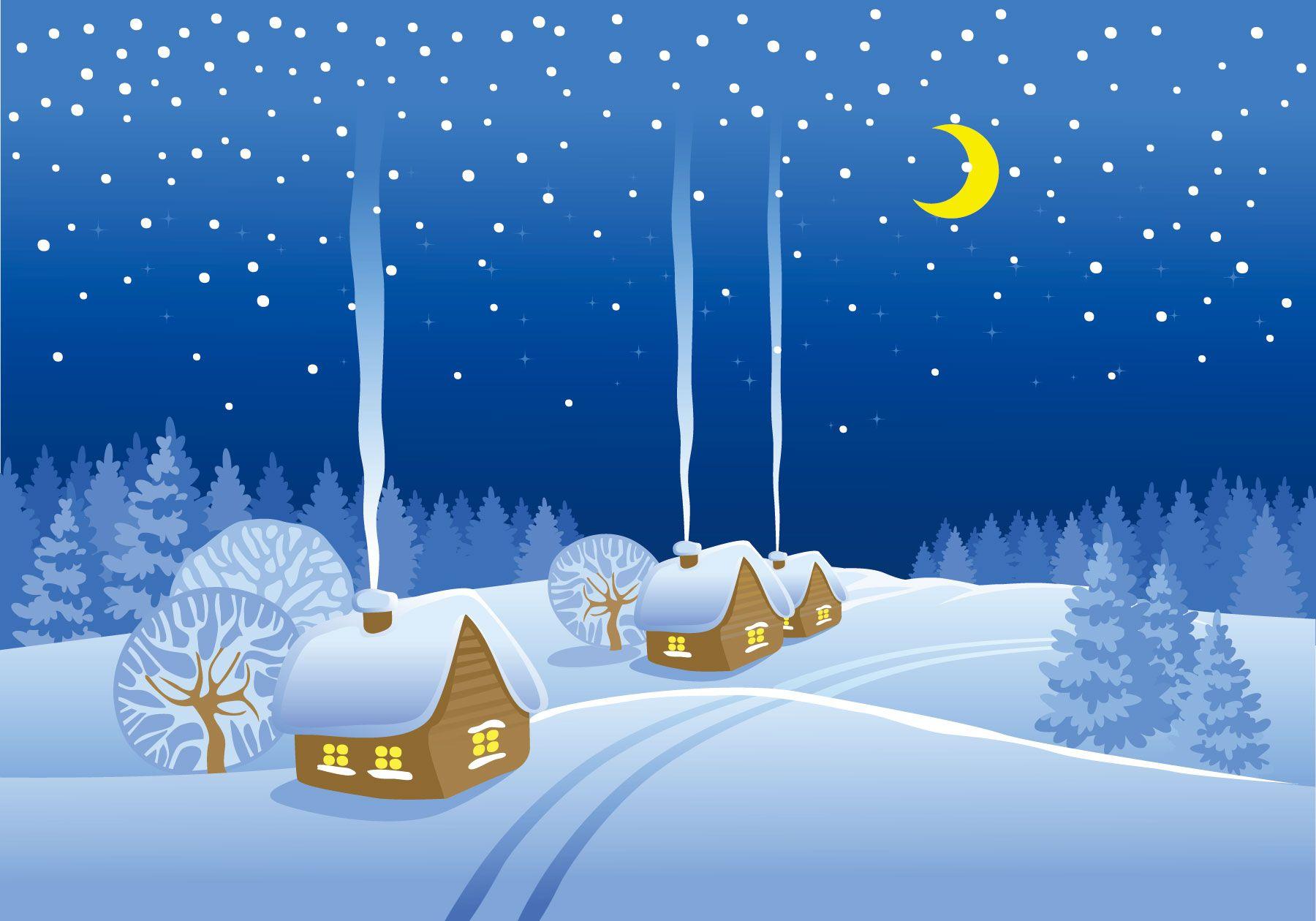 冬の画像サンプル-雪と窓明かり   季節〜冬、winter   pinterest   冬
