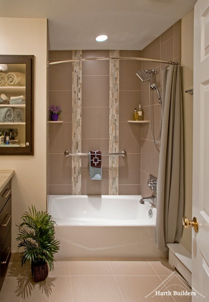 Bathroom Ideas Curved Shower Curtain Google Search With Images