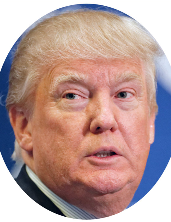 Donald Trump Printable Halloween Mask Costume by PassionatePosters – Free Printable Face Masks