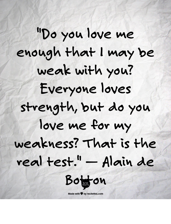 Do You Love Me Quotes : quotes, Little, Perspective