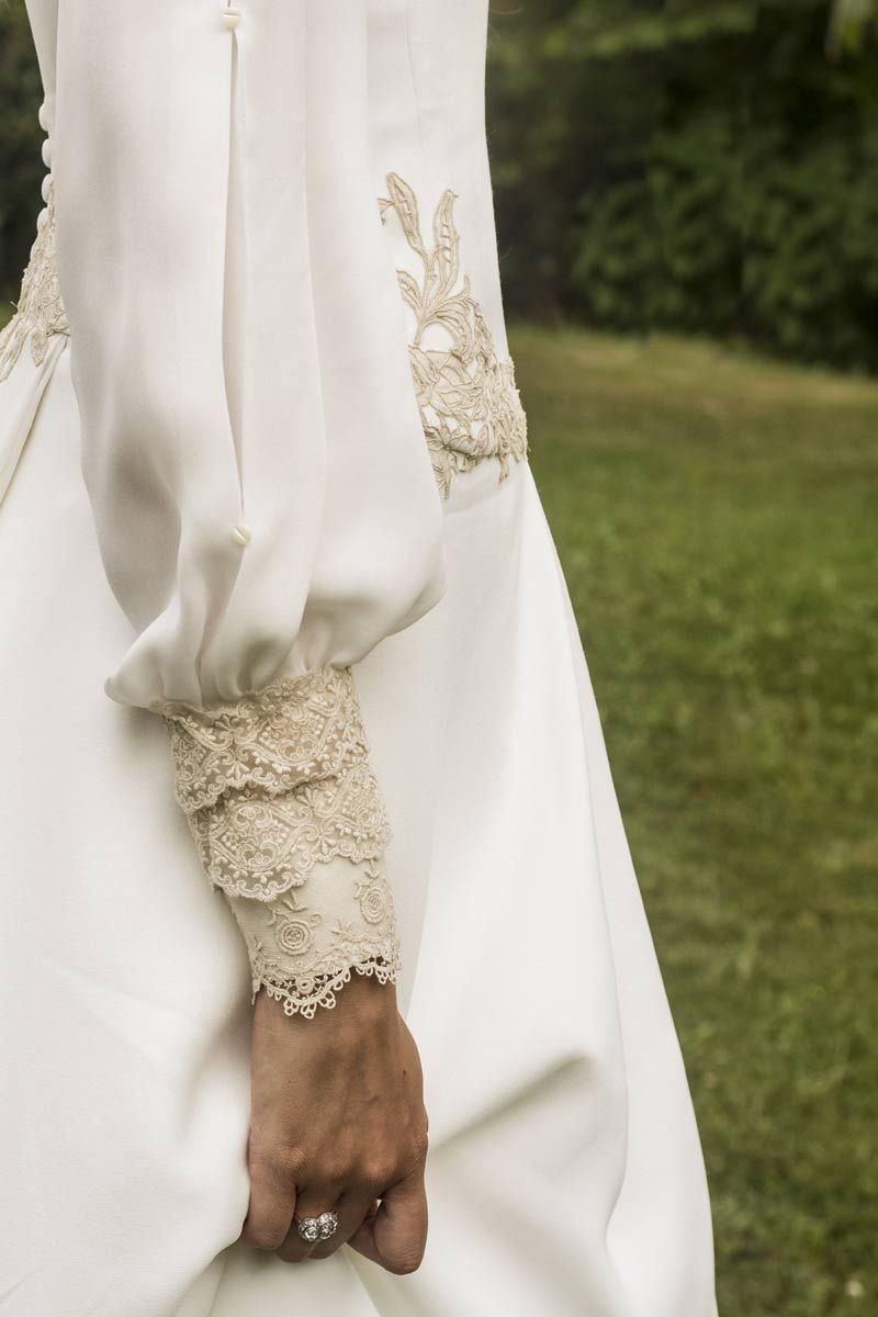 Vestidos de novia manga larga bohemian wedding pinterest