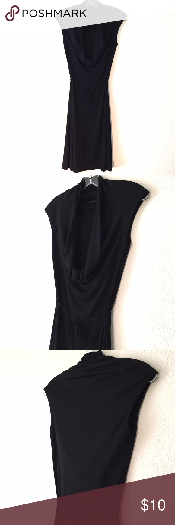 Cowl neck lbd little black dresses forever dresses and cowl neck