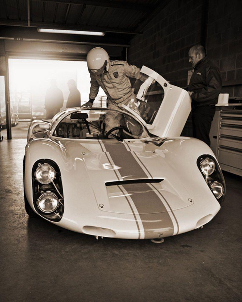 1967 Porsche Carrera 910 Spyder Coupe